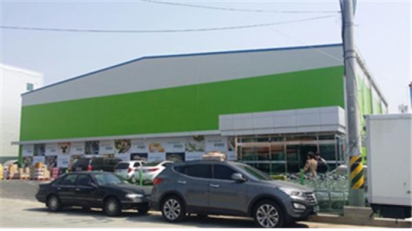 CJ프레시웨이(주) 프레시원목포 냉동/냉장 및 매장 신축공사