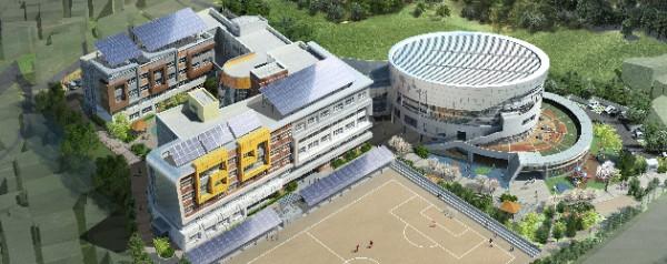 성동초등학교 교사 신축공사