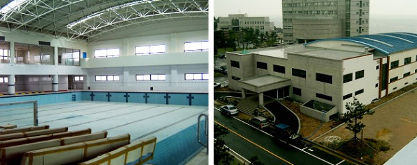 한국해양대학교 실습공장 및 해상안전훈련장 신축공사